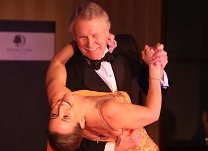 Governor Kitzhaber & First Lady Hayes at PCRI's Gala